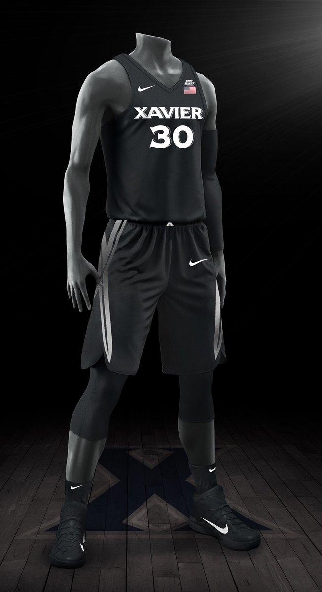 sports shoes 36e04 09932 Xavier Basketball on Twitter: