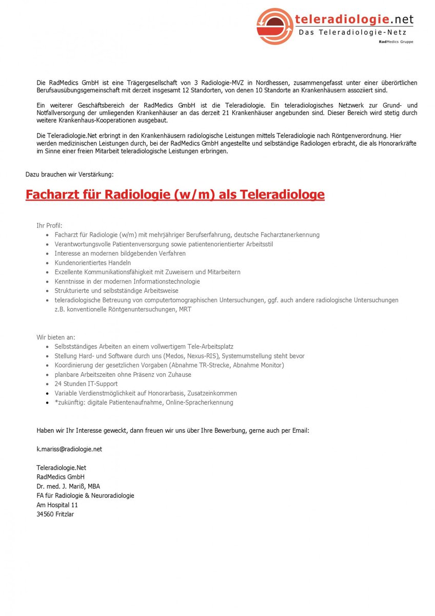 Großartig Radiologische Technologe Lebenslauf Vorlage Bilder - Entry ...