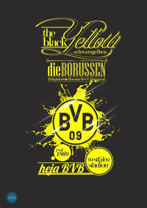 Football Team Typography: #Borussia #Dortmund #BVB —- www.marco-reus-tr……  http:// cricbuzzz.cf/2017/10/01/foo tball-team-typography-borussia-dortmund-bvb-www-marco-reus-tr/ &nbsp; … <br>http://pic.twitter.com/3yP894BjP1