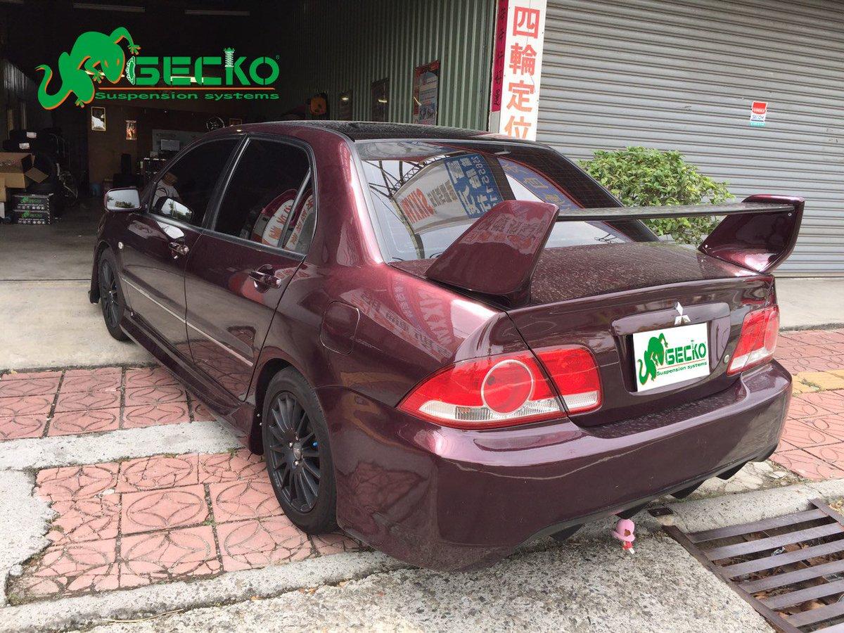 Gecko Suspension On Twitter GeckoRacing GeckoHolic MITSUBISHI - Mitsubishi virage