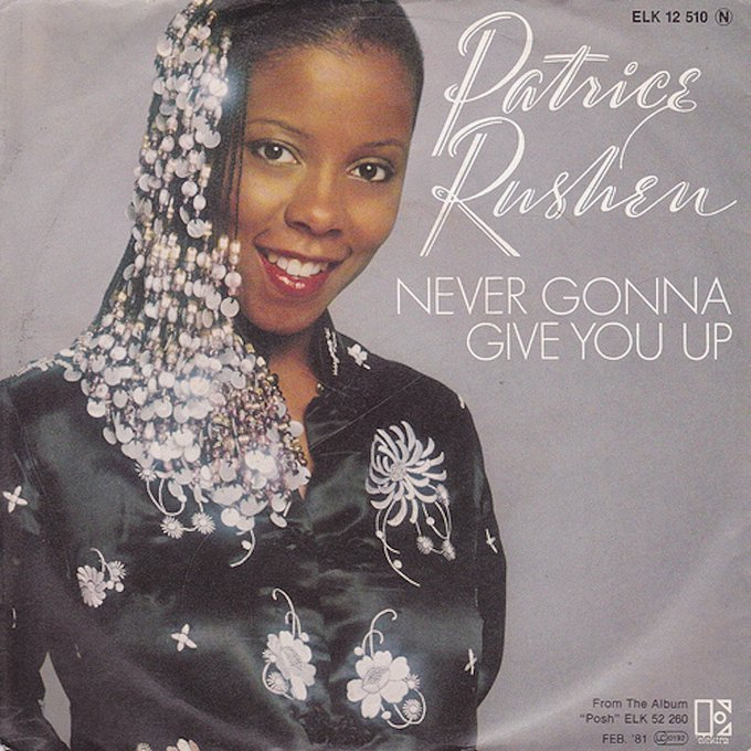 Happy belated bday Patrice Rushen composer, pianist, singer, musician, educator