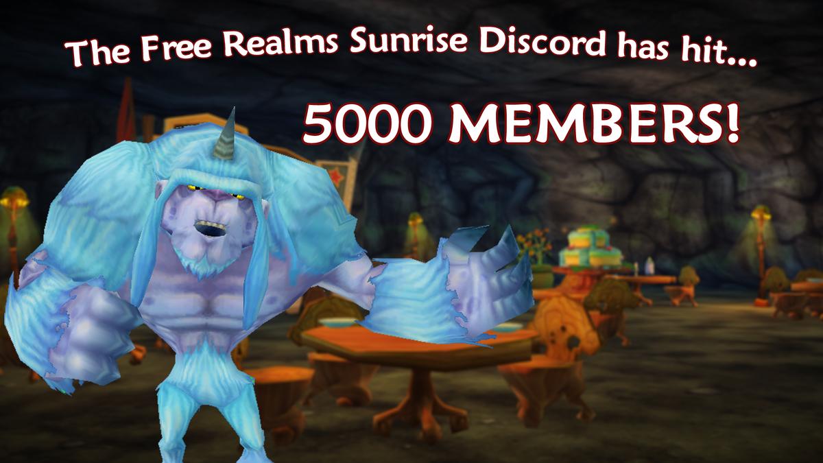 Free Realms Sunrise (@FRS_Sunrise)   Twitter