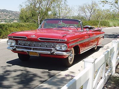 Us Classic Autos On Twitter Ebay 1959 Chevrolet Impala Convertible 1959 Impala California Car Magazine Cover Car Beverly Https T Co Tffpqc49z3 Classiccars Cars Https T Co Udftenwg2q