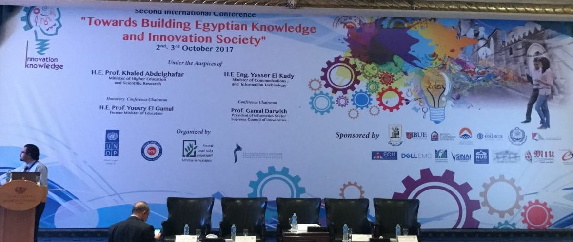 Preparing to start in few minutes   #Towards #building #Egyptian #knowledge and #innovation #society  #Cairo #knowledge4all #development<br>http://pic.twitter.com/aERser44Vc