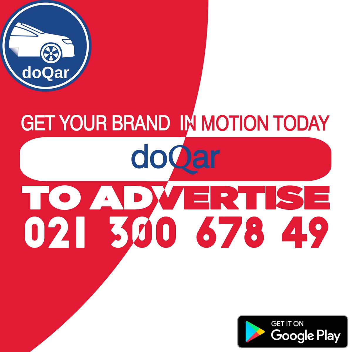 Your Brand In Motion  >> Doqar Indonesia On Twitter Doqar Get Your Brand In Motion Today