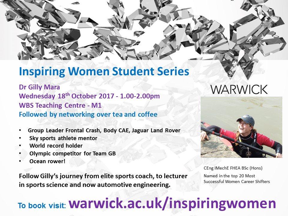 University of Warwick on Twitter: