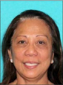 Police seeking Marilou Danley for questioning. If you see her, call 911 immediately.