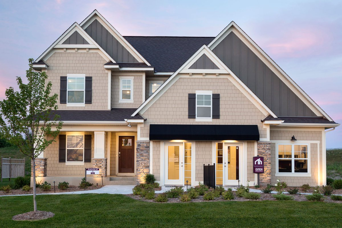 100+ [ Mi Homes Design Center ]   New Homes In Oakland Township ...