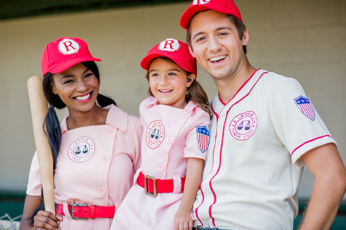 A League Of Their Own Halloween Costume   Halloween Costumes On Twitter October Is Here Who Is Ready For