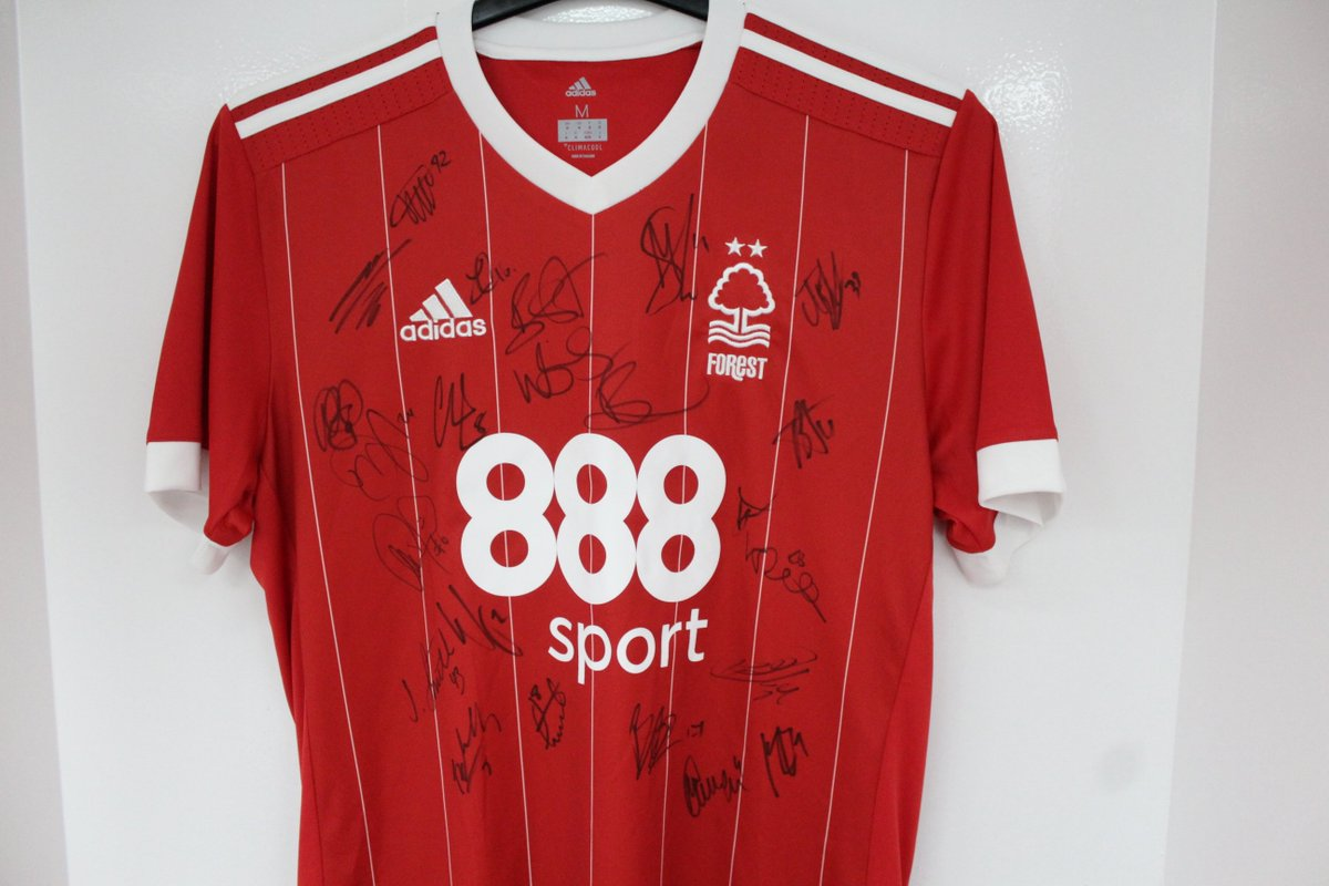 🔴⚪️ As the club have passed 250,000 followers on , RT and follow for a chance to win this shirt signed by the  first-t#NFFCeam squad