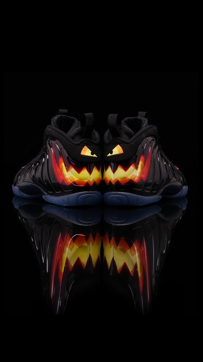 Empirewalls On Twitter Nike Halloween Themed Wallpaper Iphonex