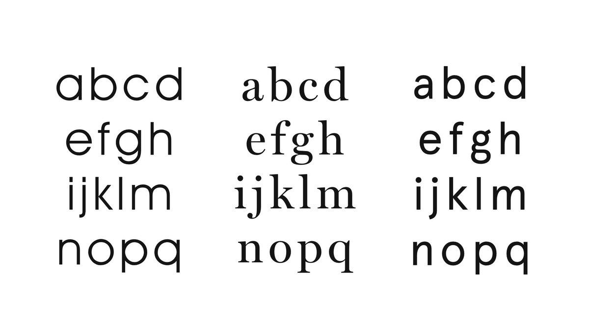 5分钟指南:怎么在设计中更好地使用字体、字形、文字 // A Five Minutes Guide to Better Typography #设计入门 https://t.co/sMmKUDJqvL https://t.co/myYz5dZ5FT 1