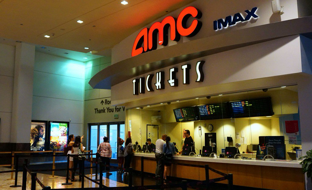 AMC offers $5 movie tickets for the month of October https://t.co/7NGqZNoKxL
