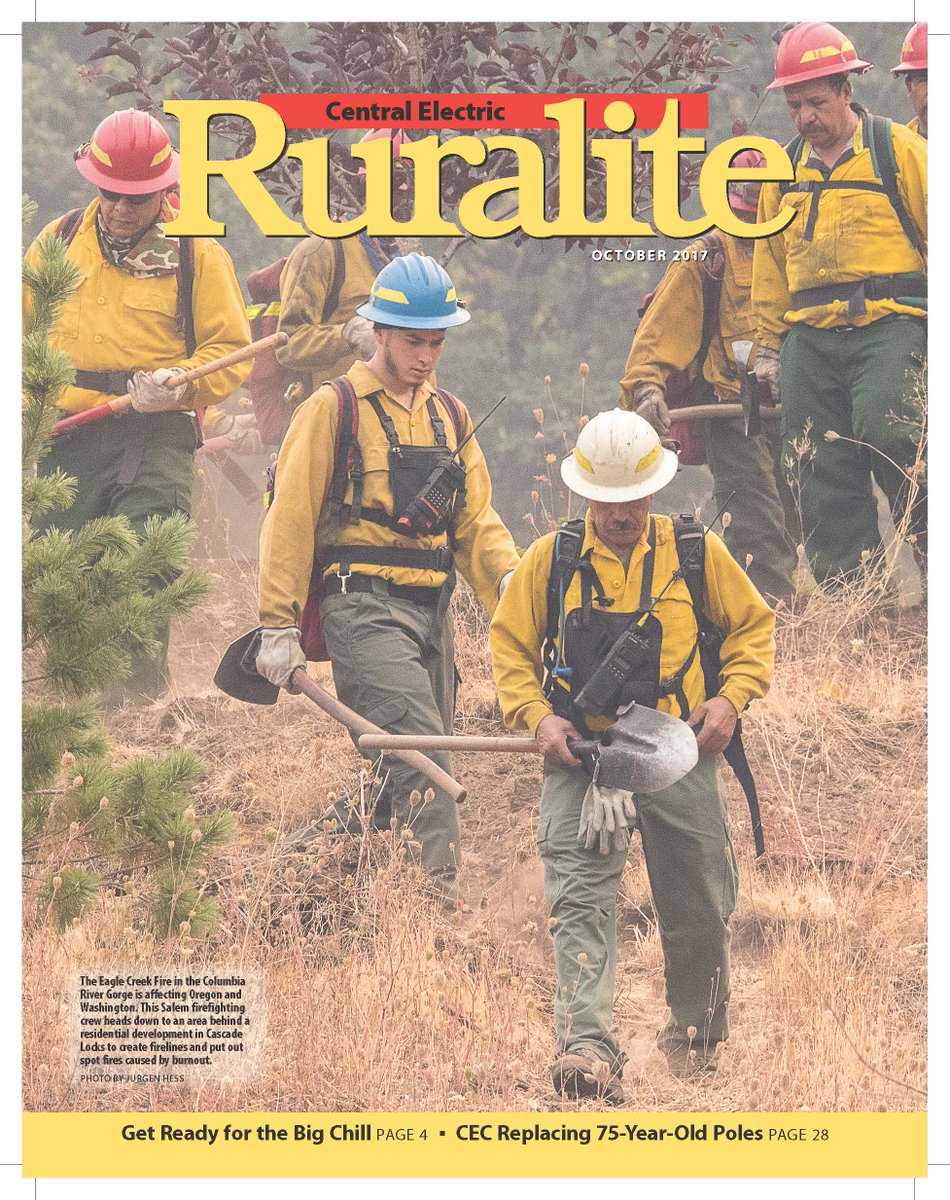 @CentralElectric October #Ruralite is now available! Get prepped for winter and more:  http:// bit.ly/2lhyn8K  &nbsp;  <br>http://pic.twitter.com/FEa3muELoM