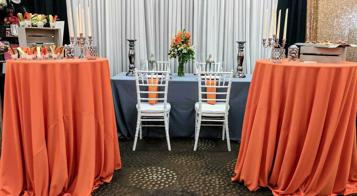 Bridal shows in illinois - Palace Events On Twitter Chairs Linens Draping For Eastland Suites Bridal Show Booth For Bridal Show 9 24 2017 Double Tree