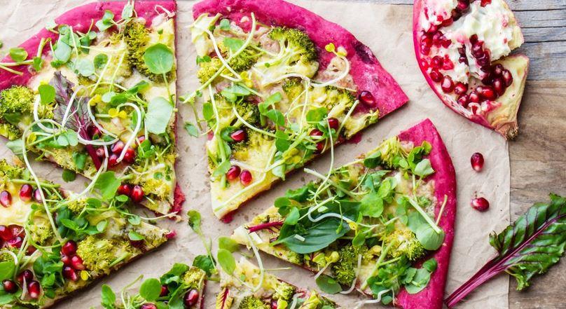 Pink Pizza: die leckere Low-Carb-Alternative  >> https://t.co/EU7DFJwLnn #food https://t.co/9ta6DTrhJ5