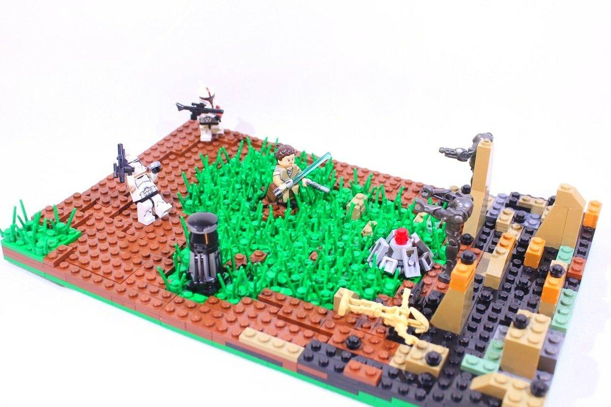 Jecproductionstudios Justinn On Twitter Lego Star Wars