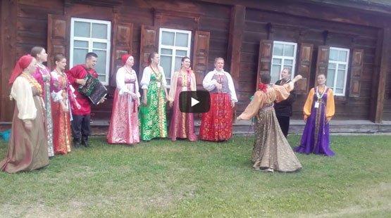 Русская народная песня во поле береза стояла скачать бесплатно