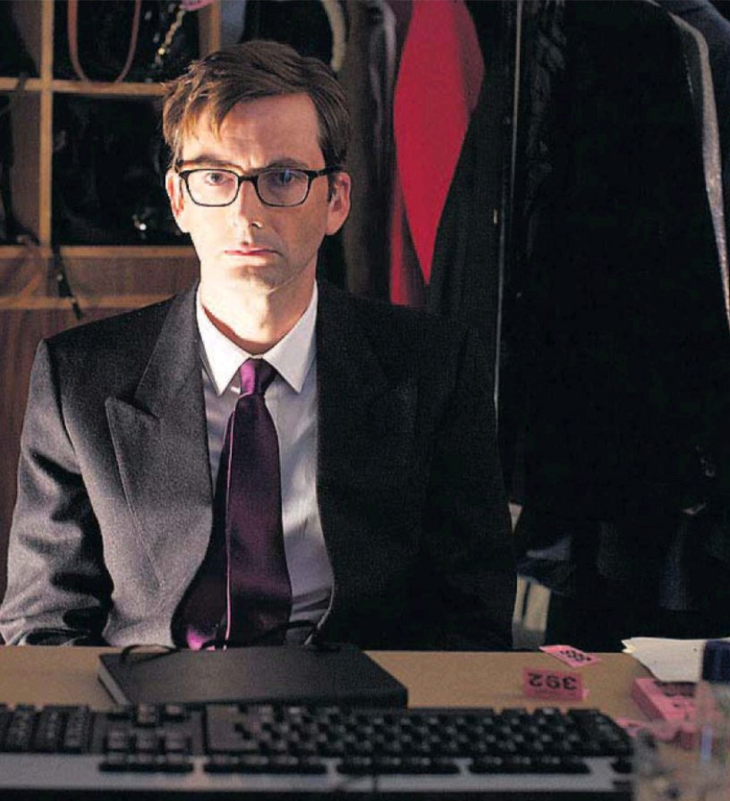 Photo of David Tennant from Hang Ups