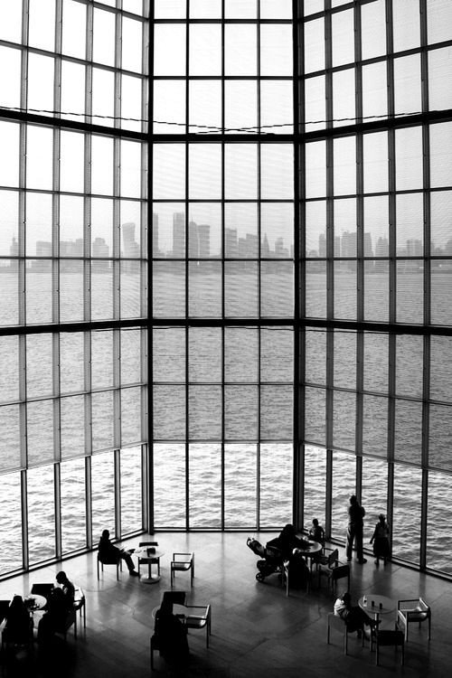 Room With a View #architecturephoto #blackandwhitephotography
