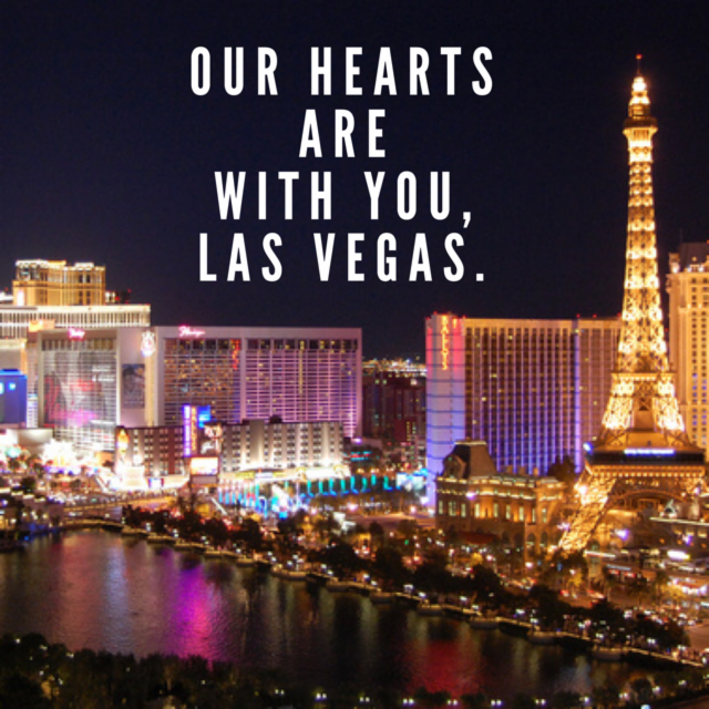 Image result for our hearts go out to vegas