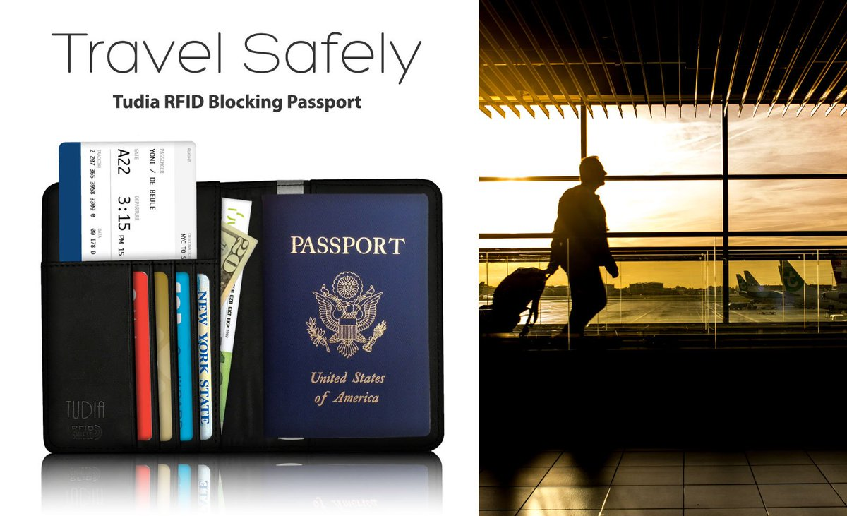Tudia products on twitter feel safe when you travel with the tudia products on twitter feel safe when you travel with the tudia rfid blocking passport wallet get yours now and start traveling safely publicscrutiny Choice Image