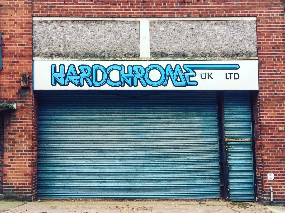 Etiqueta #hardchrome en Twitter