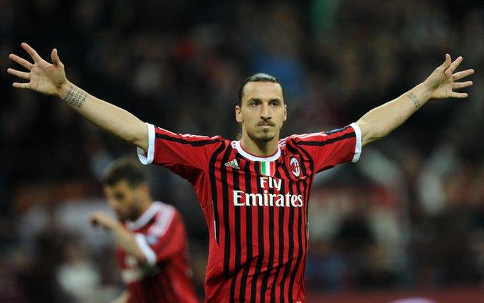 Happy Birthday Zlatan Ibrahimovi   6 1   4 2 Serie A Supercoppa Italiana
