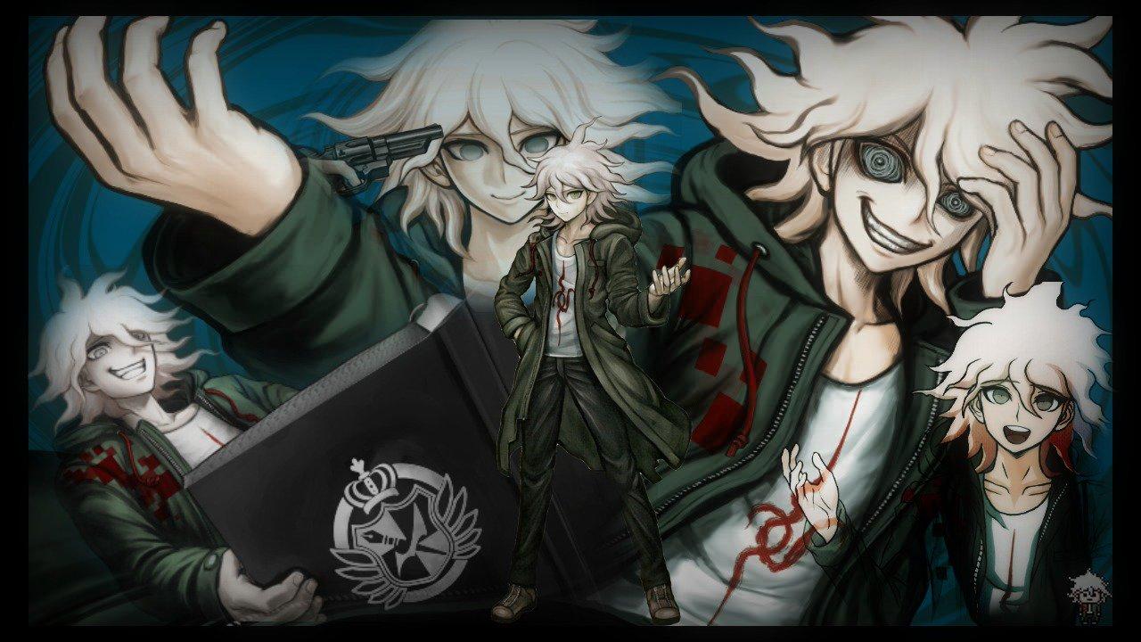 "LOLnutZ on Twitter: ""Nice little wallpaper of Nagitos ..."