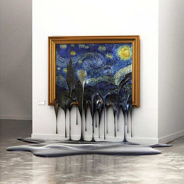 Hot Starry Night by @alperdostal #thednalife @thednalife Via: The DNA Life https://t.co/2hq2KA1yvJ https://t.co/w1vPpVnJ9f 1