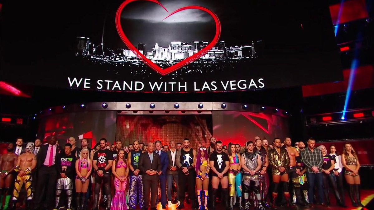 We stand with Las Vegas. #VegasStrong