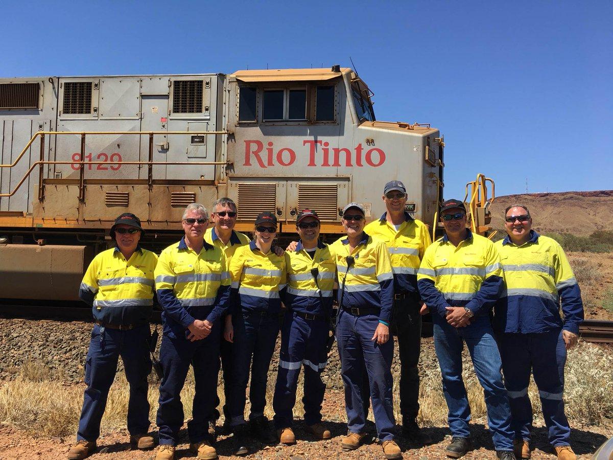 haul truck driver rio tinto