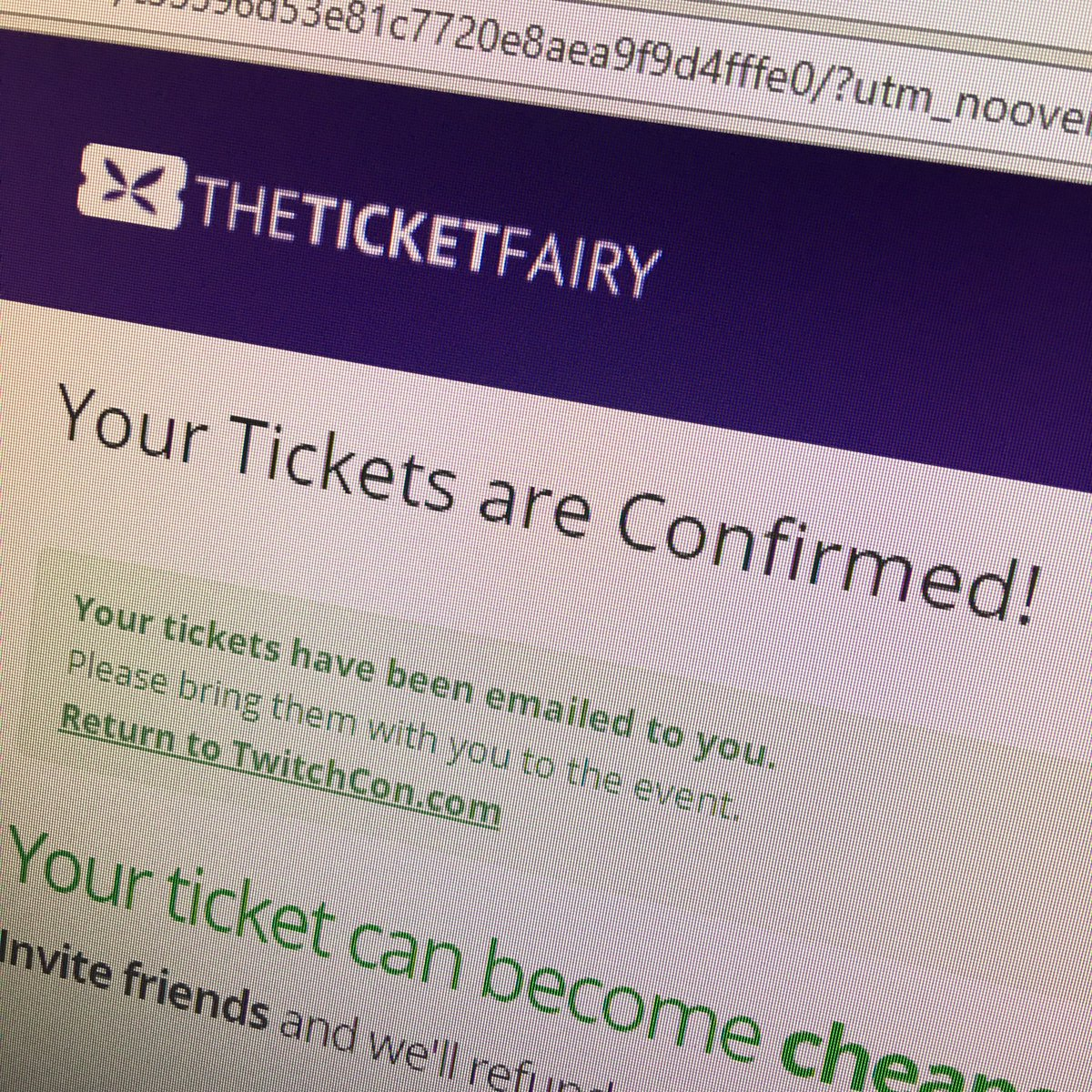 It&#39;s official! Heading to @TwitchCon in just a few weeks representing #Utomik! Hit me up if you&#39;ll be there too! #SupportSmallStreamers<br>http://pic.twitter.com/v2djVv2RwW