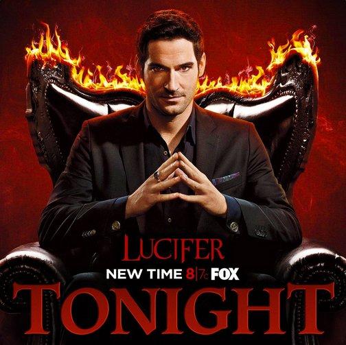 Lucifer Season 4 Premiere: Lucifer Writers Room (@LUCIFERwriters)