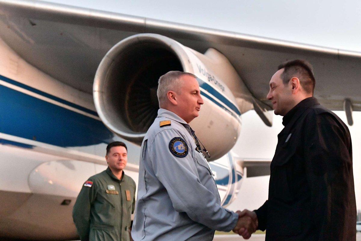 صربيا تعزز قدراتها الجوية بمقاتلات ميغ-29 الروسية - صفحة 2 DLKu0JLXoAE4Dys