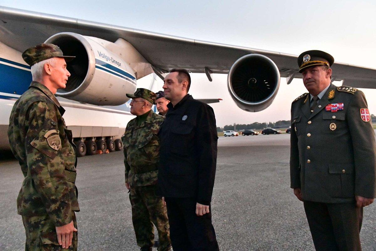صربيا تعزز قدراتها الجوية بمقاتلات ميغ-29 الروسية - صفحة 2 DLKu1QyX0AArA1X