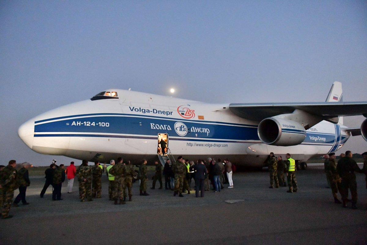 صربيا تعزز قدراتها الجوية بمقاتلات ميغ-29 الروسية - صفحة 2 DLKuy08W4AADvya