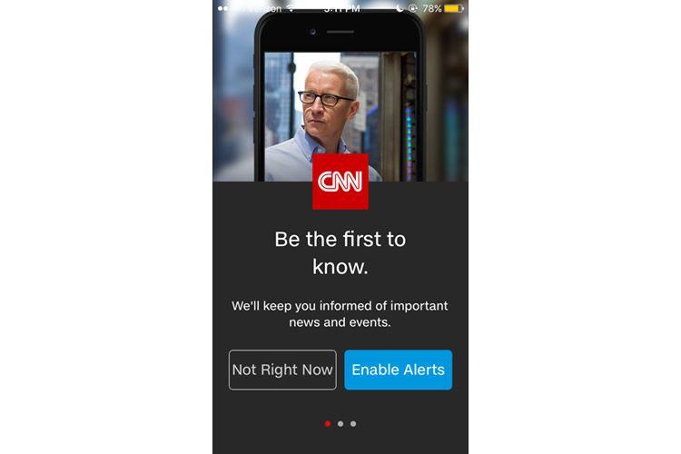 UX 案例研究:CNN 的 APP。作者表示:一般 UX 案例分析基于细节、颗粒很细;这组案例分析专注于从全局视角评审,退一步、整体地分析 UX 功能 // UX Case Study : CNN's Mobile App https://t.co/A9BMNu6FJq https://t.co/h7NTEMfVxV 1