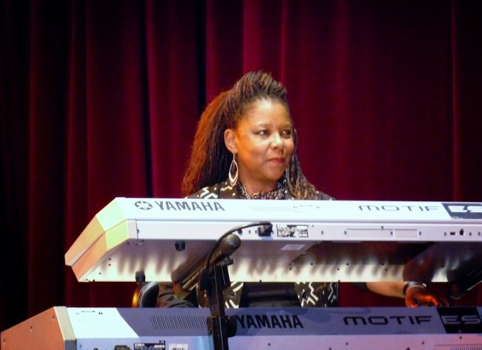 PATRICE RUSHEN: HAPPY BIRTHDAY BABY FINGERS!