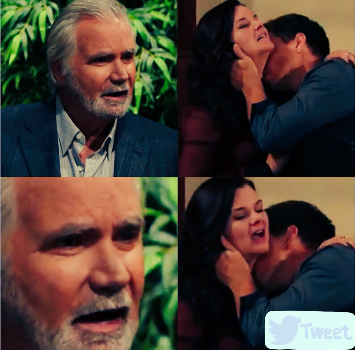 Eric got an eye full today!  #Waite #BoldandBeautiful<br>http://pic.twitter.com/ImJbaBHkAX