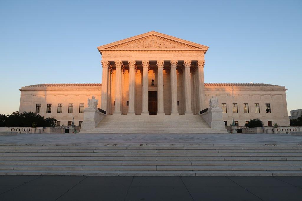 All Eyes On Kennedy As SCOTUS Hears Wisconsin's Gerrymandering Case https://t.co/OWe5xr1cQI https://t.co/4GHYvyXZld
