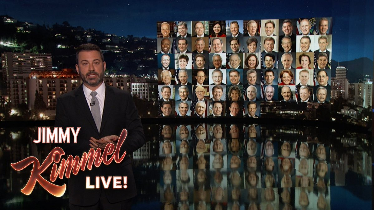 The sad fact Jimmy Kimmel gets right about the gun debate