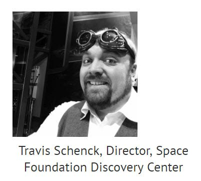 Watch Travis Schenck / @SpaceFoundation for #Free online #Science and #SciFi #SpaceSummit  http:// clk.im/SpaceSummit  &nbsp;  <br>http://pic.twitter.com/B165oW9EZC