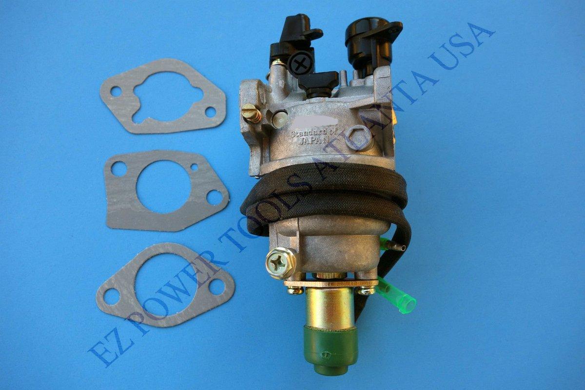Carburetor DuroMax DuroStar PowerMax 389CC 390CC 13HP Generator DJ188FD-14100-B