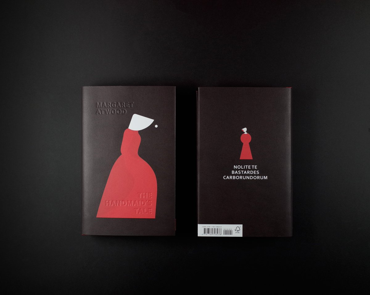 handmaids tale re creative piece Around the world, the handmaid uniform became emblematic and synonymous with resistance, as did the show itself — a notion that's not lost on the creative minds behind the handmaid's tale.
