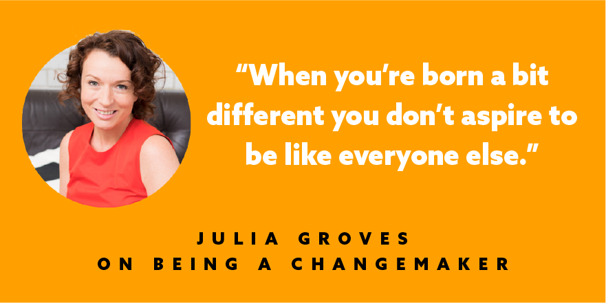 Where others see trouble, a #Changemaker like @juliasgroves spot a big opportunity https://t.co/RuBerIDgvA https://t.co/PE072njnxQ