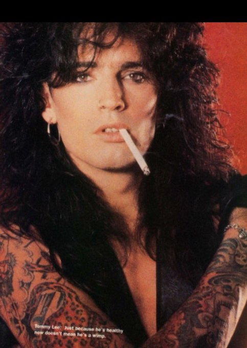 Happy birthday to legendary drummer & songwriter Tommy Lee