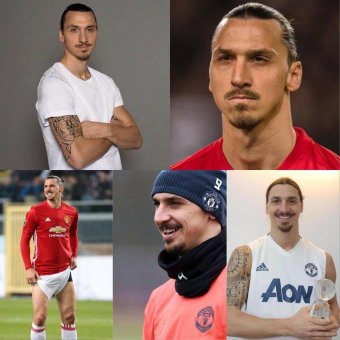 Happy 36th birthday to the brilliant Zlatan Ibrahimovic
