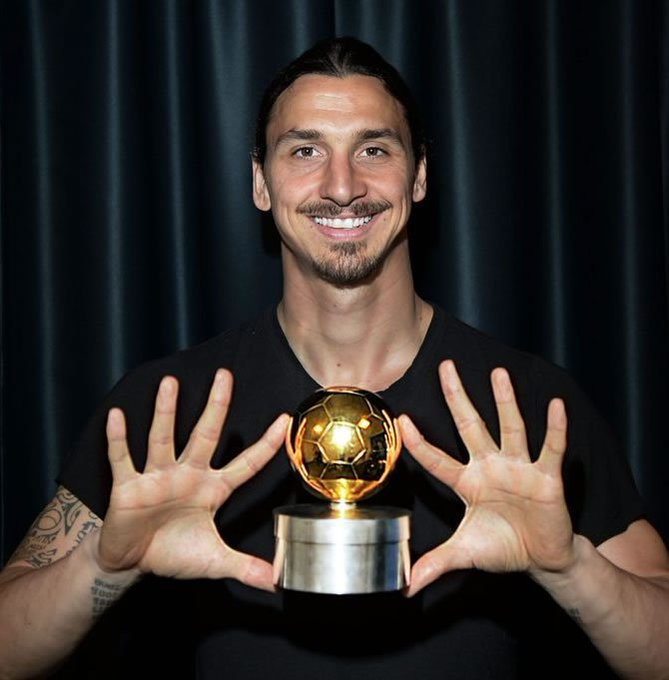 Happy Birthday Zlatan Ibrahimovic