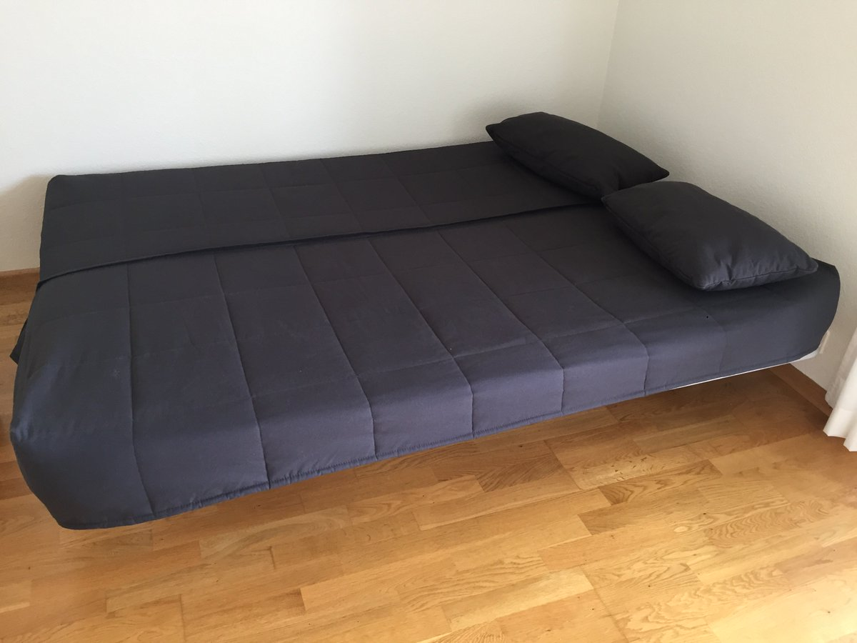 Frank On Twitter Ikea Beddinge Bettsofa Doppel Gastebett Mit